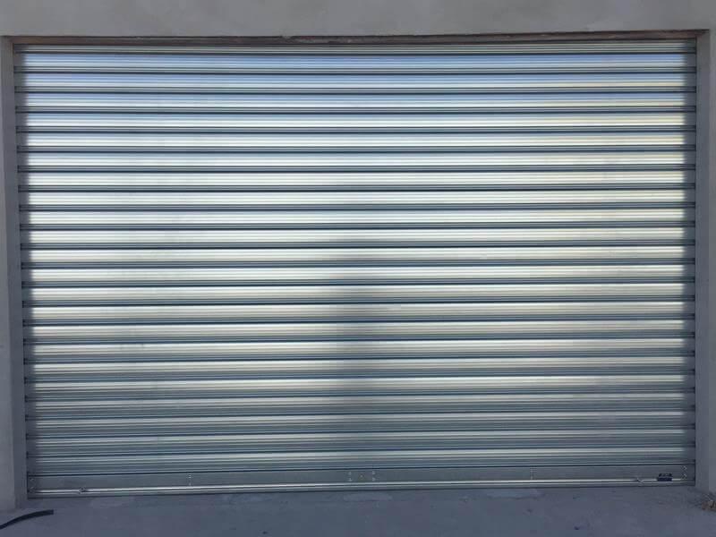 Puertas met licas batimat espa ola suministro for Puertas galvanizadas