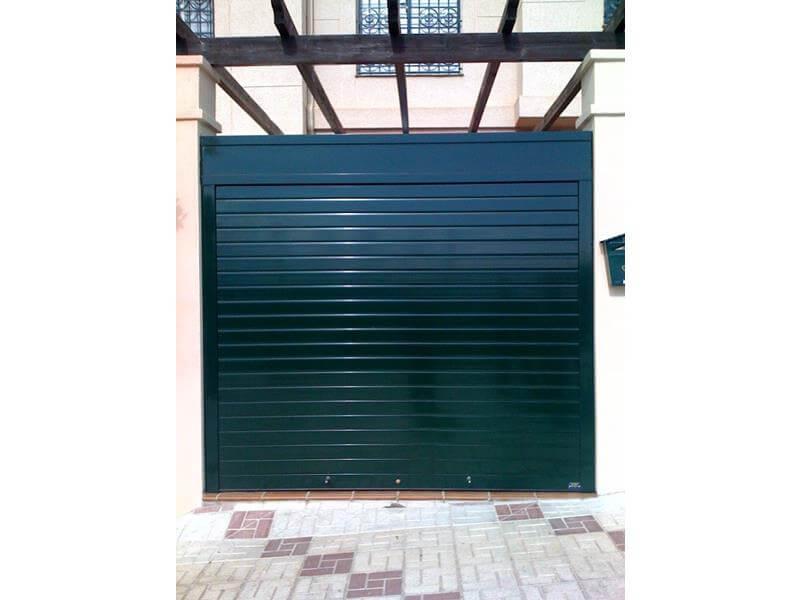 Puertas Enrollables De Aluminio Malaga Batimat Sl